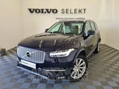 Annonce Volvo XC90 D4 190ch Inscription Luxe Geartronic 5 places