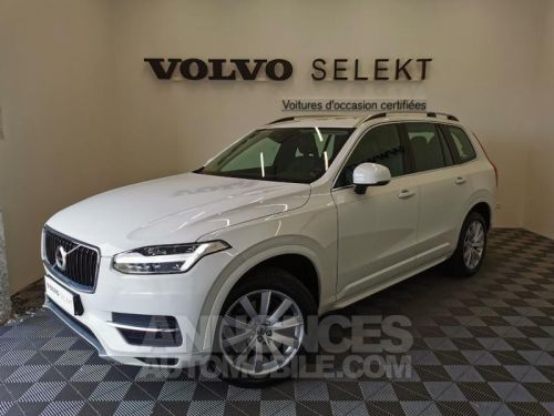 Annonce Volvo XC90 D5 AdBlue AWD 235ch Momentum Geartronic 7 places