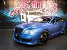 Bentley Continental GT COUPE W12 MANSORY Occasion