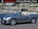 Bentley Continental GTC V8 4.0 Occasion