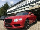 Achat Bentley Continental GTC V8 DRAGON RED Occasion