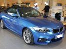 BMW Série 2 230iA bleu estoril Occasion - 4