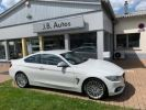 BMW Série 4 serie 420d coupe luxury 184 ch bva Occasion
