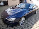 BMW serie-6 640 dA Coupe, HUD, Caméra, GPS Pro