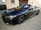 BMW Série 8 M850i xDrive Cabriolet, Pack M Carbon, ACC, Phares Laser, Caméra 360°, Soft-Close Occasion