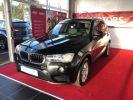 BMW X3 sDrive18dA 150ch Lounge Occasion