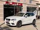 BMW X3 xDrive20d 184ch Sport Design pack M Occasion