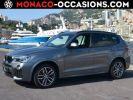 BMW X3 xDrive20dA 190ch M Sport Occasion