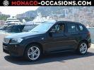 BMW x3 xDrive35dA 313ch Sport Design