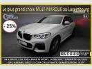 Voir l'annonce BMW X4 20dA 190 Pack Sport M xDrive