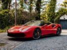 Ferrari 488 Spider 3.9 V8 670 ch premiere main Malus payé