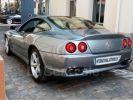 Ferrari 575M Maranello 575M MARANELLO F1 Gris Metal Occasion - 10