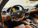 Ferrari 599 GTB Fiorano V12 6.0 F1 HGTE Noir Métal Néro Daytona Occasion - 1