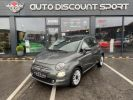Achat Fiat 500 TwinAir Lounge 0.9 85CH Occasion
