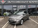 Achat Fiat 500 TwinAir Lounge Occasion