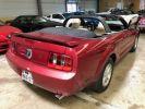 Ford Mustang V6 AUTOMATIQUE 4,0L Bordeaux Métallisé Occasion - 2