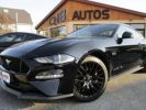Ford Mustang v8 5.0 gt fastback pack premium 980kms noir systeme audio bang et olufsen Occasion
