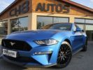 Ford Mustang V8 5.0 GT Fastback Phase 2 450ch Boite auto bleu Velocity 17412kms Occasion