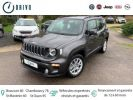 Jeep Renegade 1.3 GSE T4 150ch Longitude Business BVR6 Gris Occasion - 17