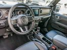 Jeep WRANGLER 2.0 T 272CH UNLIMITED OVERLAND COMMAND-TRAC BVA8 Neuf
