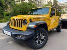 Jeep Wrangler 2.2 MULTIJET 200CH UNLIMITED RUBICON ROCK-TRAC BVA8 Occasion