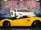 Lamborghini Aventador S Roadster V12 LP 740-4 JAUNE METAL Occasion - 3