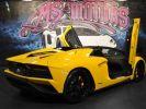Lamborghini Aventador S Roadster V12 LP 740-4 JAUNE METAL Occasion - 6