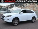 Lexus RX 4WD Pack PrAsident Occasion