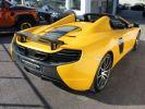 McLaren 650S Spider 3.8 V8 650ch Jaune Leasing - 5