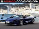 McLaren 720S Spider 4.0 V8 biturbo 720ch Performance Occasion
