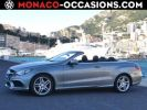 Mercedes Classe E Cabriolet 220 CDI Sportline 7GTronic+ Occasion