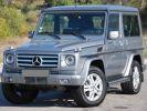 Voir l'annonce Mercedes Classe G 350 CDi BlueTec 7G-Tronic Court