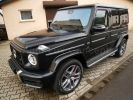 Mercedes Classe G 63 AMG, Distronic, Caméra 360°, Burmester, Multibeam LED, Chauffage autonome Occasion