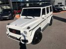 Annonce Mercedes Classe G 63 AMG LONG 7G-TRONIC SPEEDSHIFT PLUS