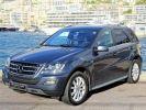 Voir l'annonce Mercedes Classe ML 300 BLUEEFFICIENTY GRAND EDITION 4MATIC 204 CV