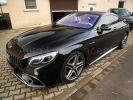 Achat Mercedes Classe S 63 AMG 4MATIC+ Coupé, Pack Exclusif, Distronic, Affichage tête haute, Caméra 360°, MALUS PAYÉ Occasion