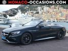 Mercedes classe-s Cabriolet 63 AMG 4Matic Speedshift MCT AMG