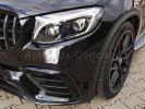 Mercedes GLC 63 S AMG 4MATIC, Toit pano, Distronic, Affichage tête haute, 360°, Sièges Performance, designo, Carbone, Attelage Noir Obsidienne métallisé Occasion - 9