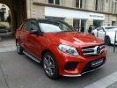 Voir l'annonce Mercedes GLE 500e FASCINATION 4MATIC 7G TRONIC PLUS
