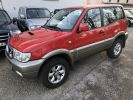 Achat Nissan TERRANO 2.7 tdi 125ch confort boite a gtie 12 mois europe carte grise comprise Occasion