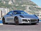 Porsche 911 TYPE 991 CARRERA 4 GTS PDK 450 CV - MONACO Argent Gt Métal Leasing - 13