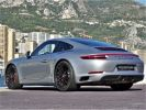 Porsche 911 TYPE 991 CARRERA 4 GTS PDK 450 CV - MONACO Argent Gt Métal Leasing - 16
