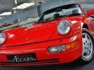 Porsche 964 - CARRERA 4 - CABRIO - FULL HISTORY - EUROPEAN - Occasion