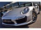 Porsche 991 - TURBO S - CABRIO - PDK - CARBON - BOSE - CERAMIC -