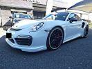 Porsche 991 3.8 TURBO S 620 TECHART PDK Occasion