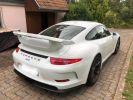 Porsche 991 GT3 Club Sport blanc Occasion - 2