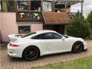 Porsche 991 GT3 Club Sport blanc Occasion - 4