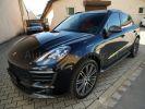 Porsche Macan  Toit pano, Pack Chrono, ACC, Caméra 360°, Burmester, Écrans AR Occasion