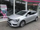 Renault Megane 1.5 DCI 110CH ENERGY INTENS EDC Gris Occasion - 0