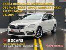 Skoda OCTAVIA 2.0 TFSI RS245 Performance DSG| Alcantara |Kessy Occasion